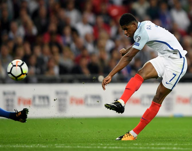 WC: Why Rashford will be a better pick than Sterling for Panama game