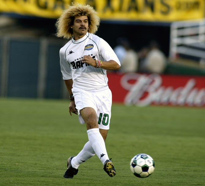 Mumbai fans get a chance to watch Valderrama, Desailly play!