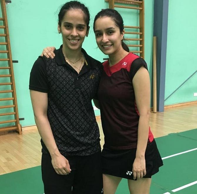 The latest news on Saina Nehwal biopic
