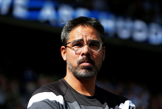 EPL snapshots: Huddersfield's Wagner named manager of the month