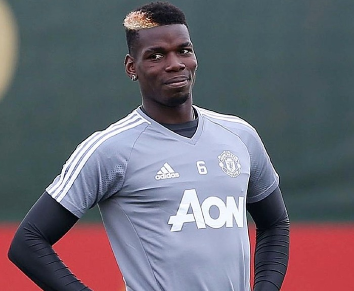 EPL: Manchester United's Pogba sidelined for long-term with injury
