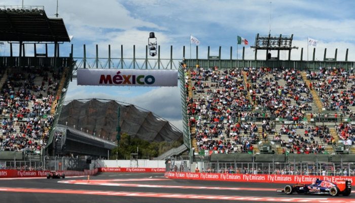 Mexican F1 race to go ahead