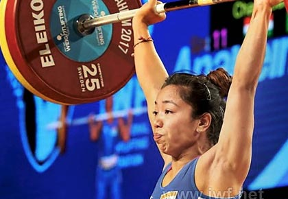 CWG: Chanu carries India's hopes on Day 1