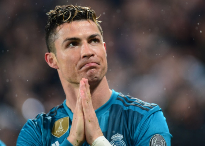 Cristiano Ronaldo moved to Juventus in the summer transfer window on a 100 million Euros deal