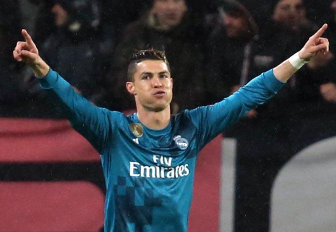 Is Ronaldo headed to Juventus?