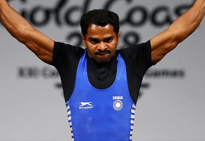 PHOTOS: Lifter Gururaja wins India's first medal at CWG 2018