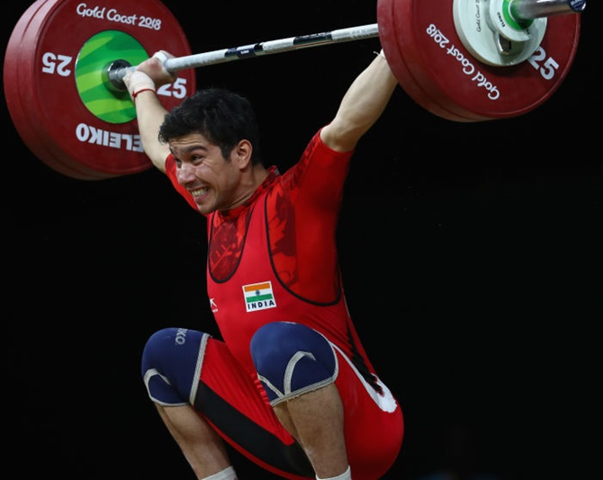 Lather youngest Indian weightlifter to win medal at CWG
