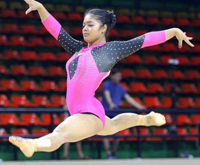 Gymnasts at CWG: Reddy fails but two others qualify for final round