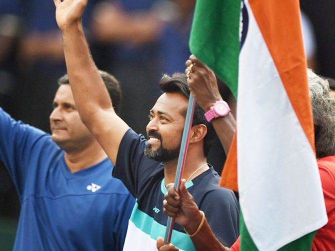 It's advantage India at Davis Cup tie vs Pak