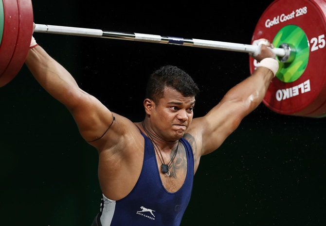 India at CWG: Lifters add two more gold, lackluster hockey team draws