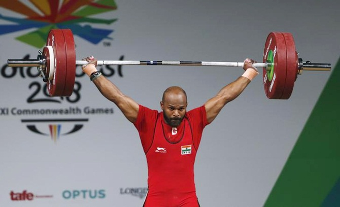 Sivalingam gives India third weightlifting gold