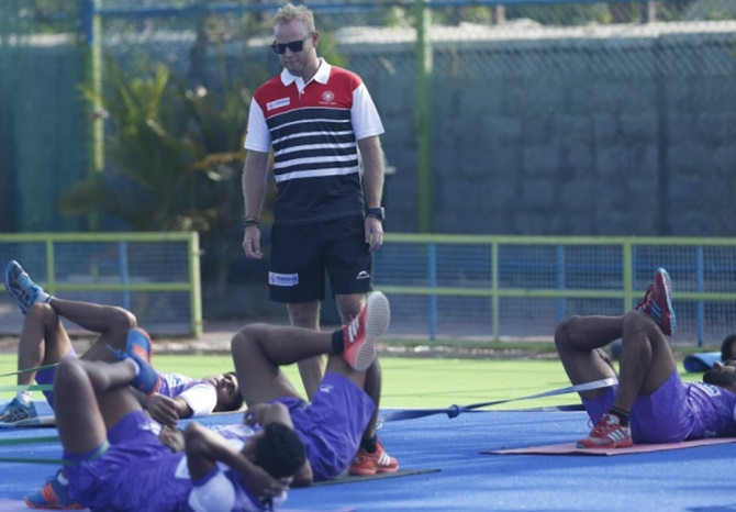 CWG Hockey: Eyes on semi-final spot, Indian take on Malaysia