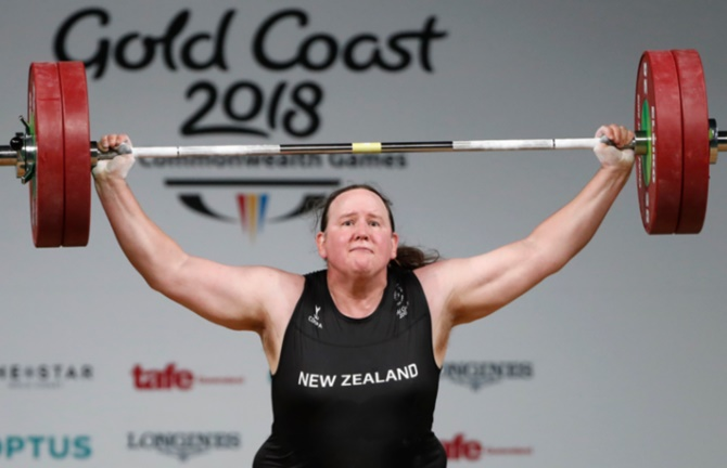 CWG: Transgender weightlifter Hubbard pulls out with injury