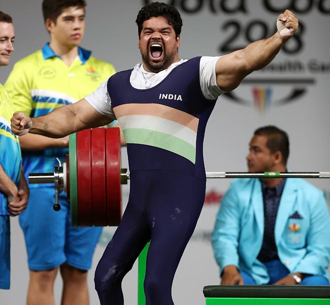 Para-powerlifter Chaudhary wins bronze at CWG