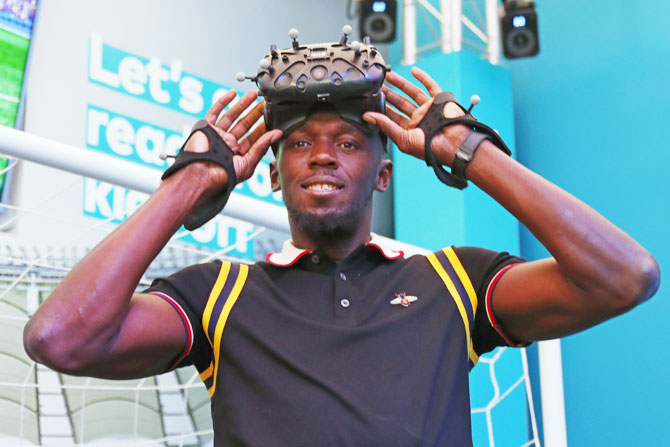 Gold Coast Diary: Bolt happy to spur on others by his example