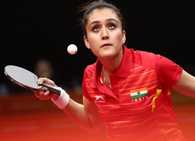 Manika Batra omitted from India's squad for Asian TT
