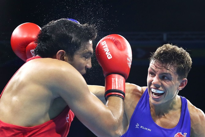 5 Indians in boxing finals, 3 settle for bronze
