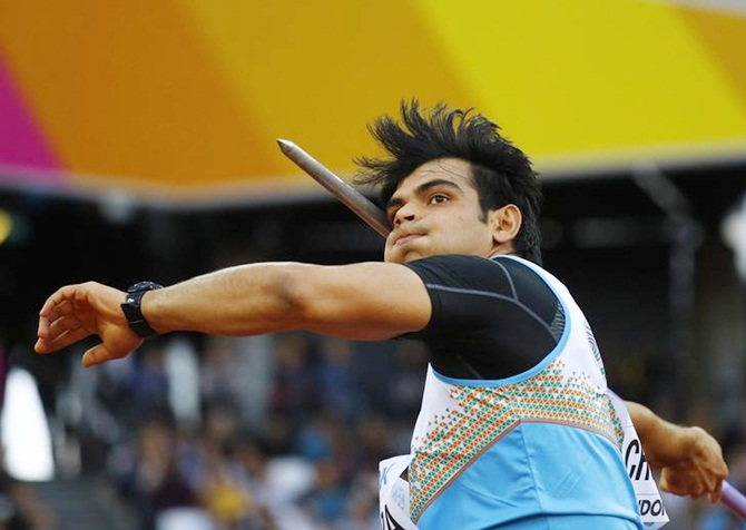 Neeraj Chopra qualifies for javelin final with first attempt