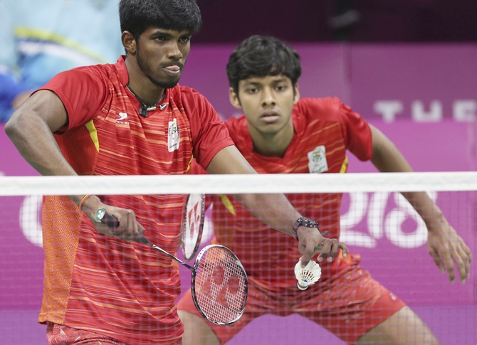Satwik-Chirag win historic men's badminton doubles silver at CWG