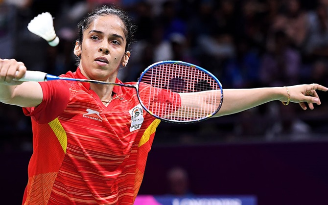 How Saina fought off pressure to clinch CWG gold...