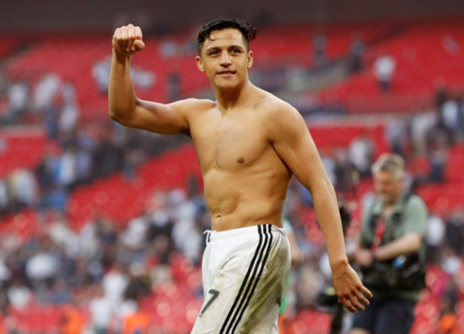 Sanchez still adapting to life at Manchester United