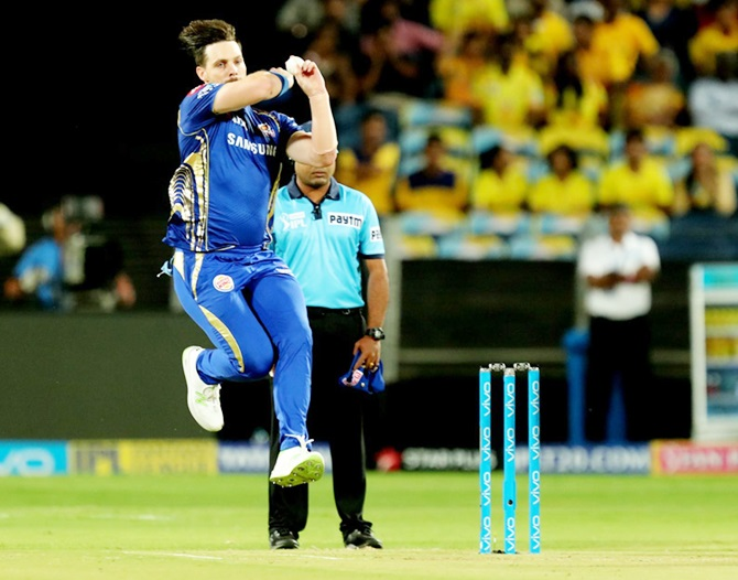 Turning Point: McClenaghan's double strike checks CSK