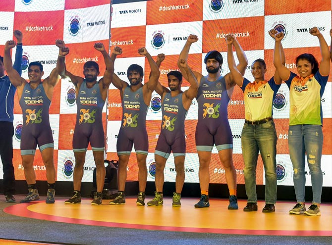 Boost for India wrestlers ahead of Asian Games