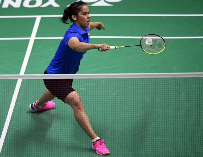 World Championship: Saina, Sindhu sail into quarters; Srikanth ousted