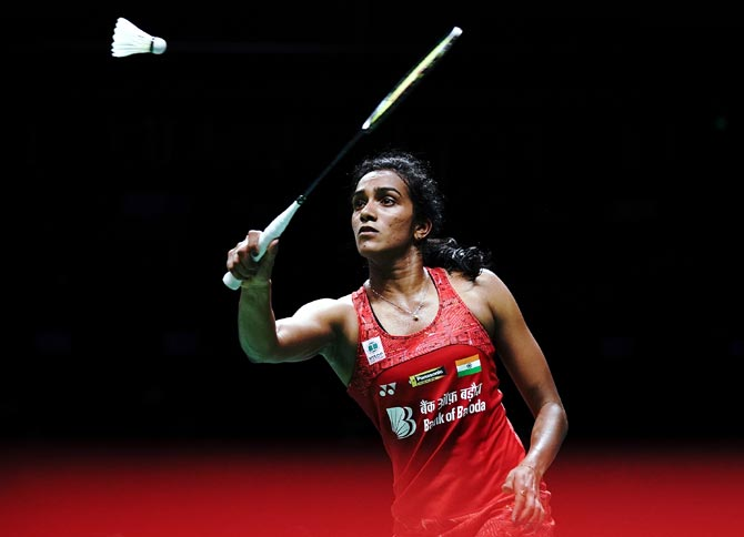 Hong Kong Open: Sindhu wins; Saina, Sameer knocked out