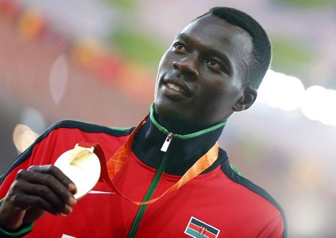 Sports Shorts: Kenya's former world champion Bett dies in road accident