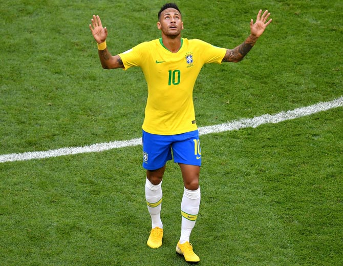 How Neymar became one of world's best football players