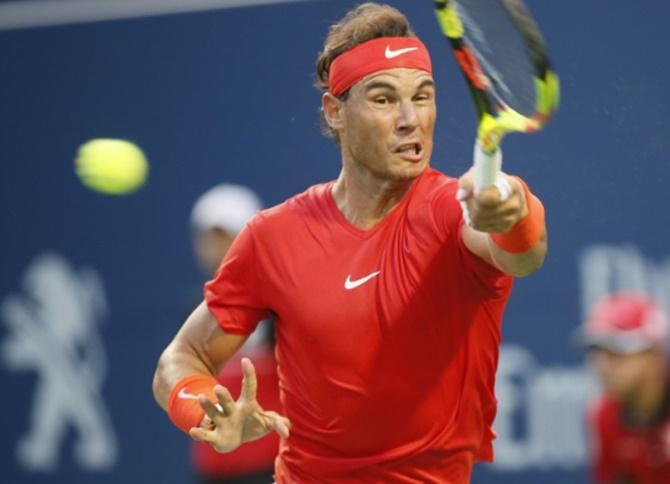 Tennis Roundup: Nadal routs Paire; Pliskova, Kerber upset