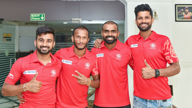 Asian Games diary: Indian men's hockey team on way to defend title