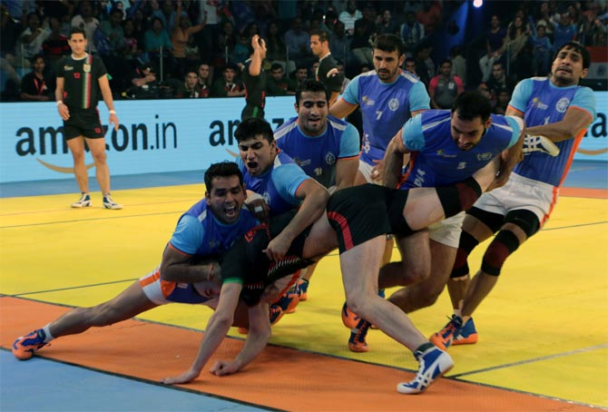 Will kabaddi be included in 2024 Olympics?