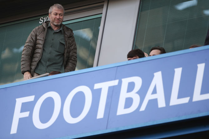 Chelsea owner considering sale of London club