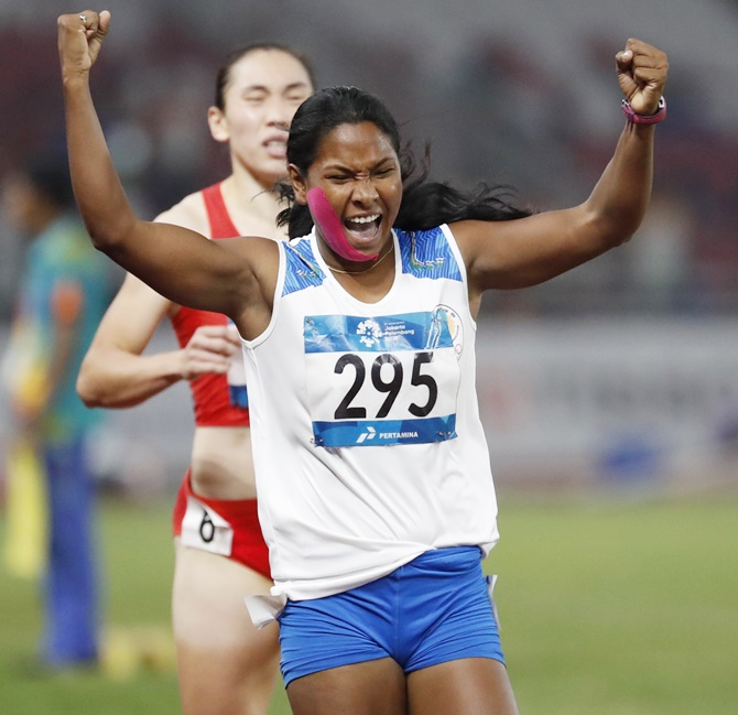 'Hope people will now remember me for the heptathlon gold than my toes'