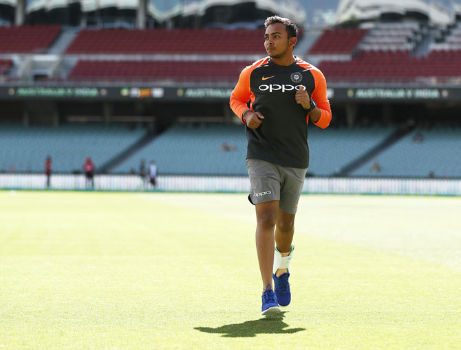 Was Prithvi Shaw sent back from Aus tour for indiscipline?