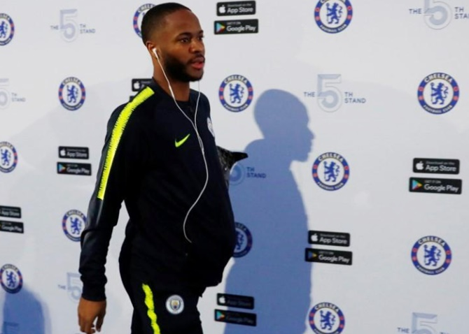 Manchester City's Sterling backs anti-racism protests