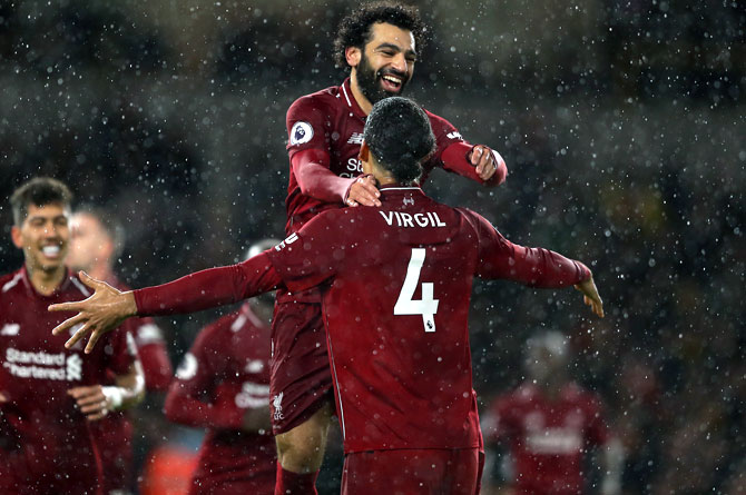 Will Salah surprise Ronaldo, Messi to win Ballon d'Or?