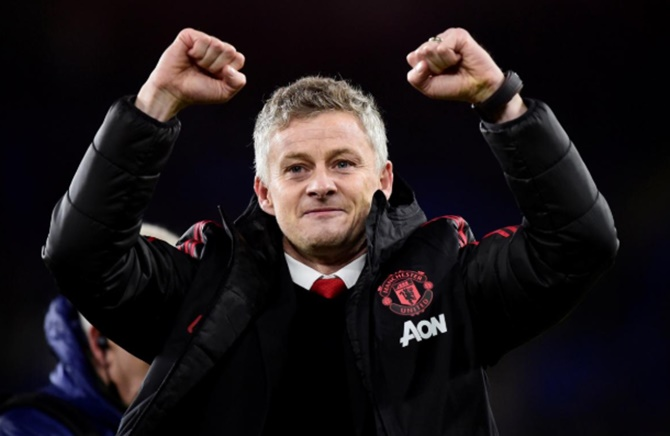 'Strange' if I'm not at Manchester United next season: Solskjaer