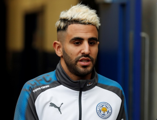 Transfer talk: Leicester reject Man City bid for Mahrez