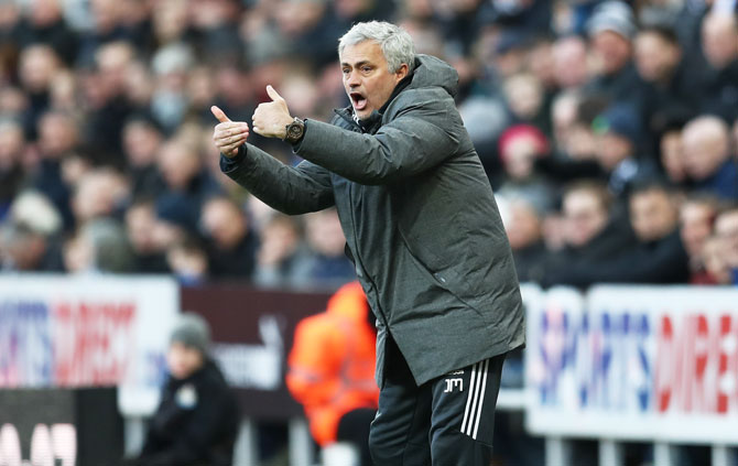 With busy days ahead Mourinho predicts an amazing time for Man Utd