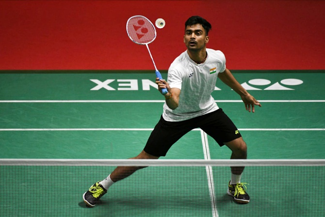 Sameer Verma beat China's Lu Guangzu to win the title for a second year in succession