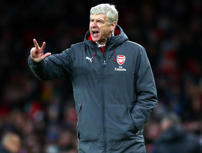 Football Briefs: 'Wenger should leave Arsenal at the end of season'