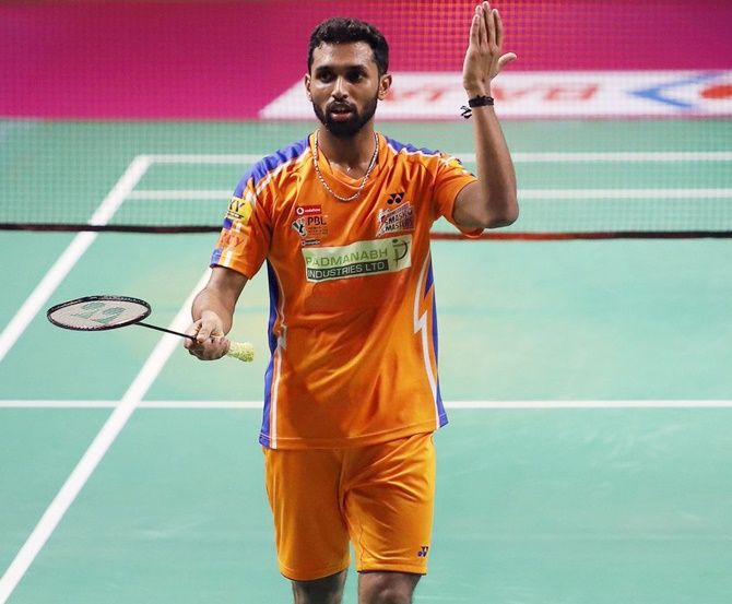 Earlier this month, HS Prannoy had hit out at the BAI and had questioned the selection criteria for the Arjuna Award.
