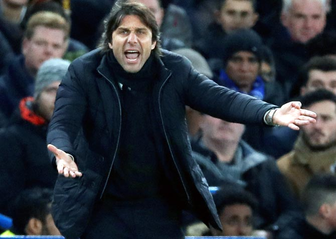 Conte to quit Chelsea at end of season?