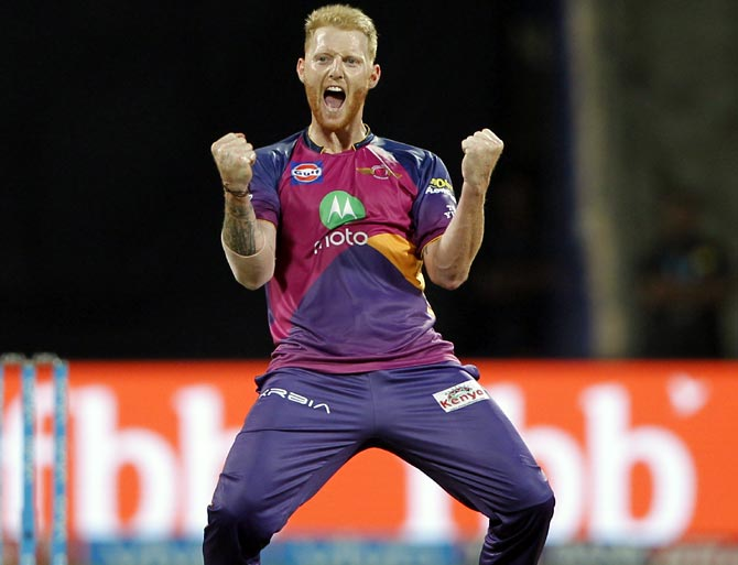 IPL auction: Stokes, Ashwin, Gayle headline marquee players