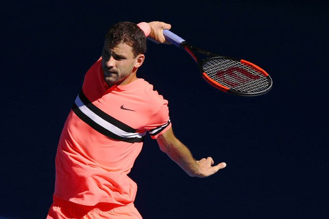 Grigor Dimitrov is a grand slam contender feels Edberg
