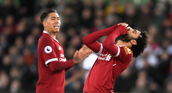 EPL PHOTOS: Liverpool stunned at Swansea