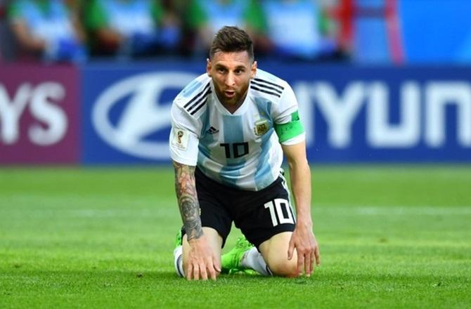 Headline acts Messi and Ronaldo bid farewell to World Cup